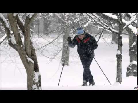 North-east US braced for huge snowstorm