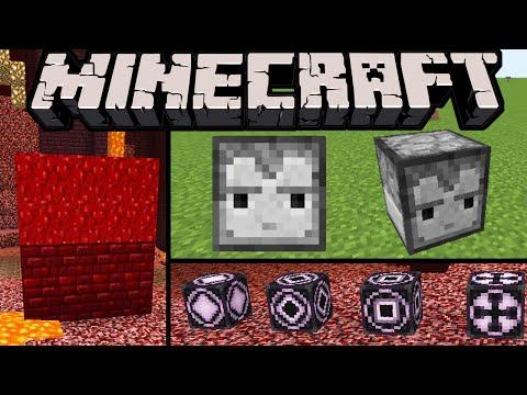 Minecraft 1.10 News: Nether Blocks! New Wart Bricks, Observer BUD, Structure Save, 1.9.3 Pre Release
