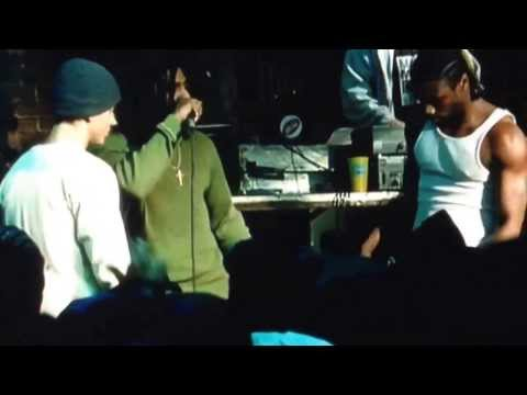 8 Mile - Battle #2 [hq] Eminem Vs. Lotto video