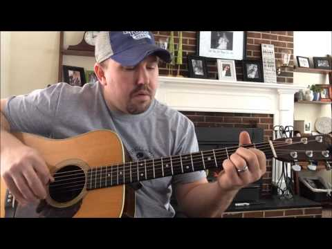 Social Call - Hank Williams Jr. Cover by Faron Hamblin