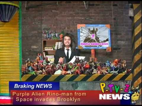 P-TV-Z Breaking News #1