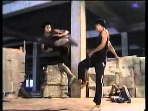 Tony Jaa, Ong Bak, Making Of With Sound Effects video