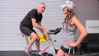 Spinning® Standing vs Sitting – Proper Standing Technique On A Spinning® Bike