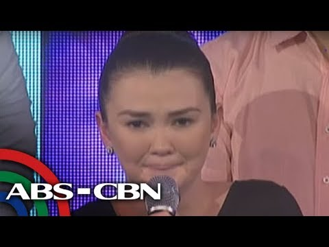 WATCH: Angelica Panganiban's tearful birthday message