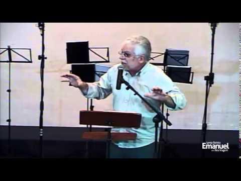Reflexão Bíblica | 09/11/2014 - Pr. Eufrázio Araújo (Noite)