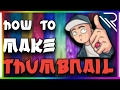 How to Make Easy Thumbnail on Android   Tutorial Indonesia