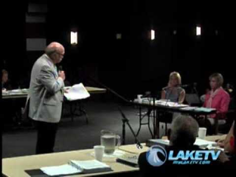 Public hearing for Camdenton Middle School Principal Sean Kirksey, Part 3