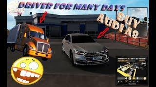 Audi A8 #1 || Euro Truck Simulator 2|| Top Best Games Simulator || New Truck Game gameplay