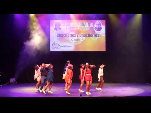 Sydney Latin Festival 2017 - CHACHETTES Y CHACHERROS