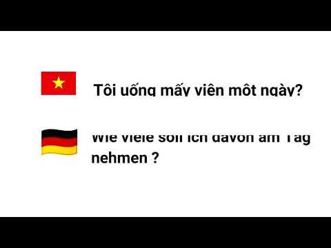 bệnh tật/ốm đau/Krankheiten | học tiếng Đức | Learn german