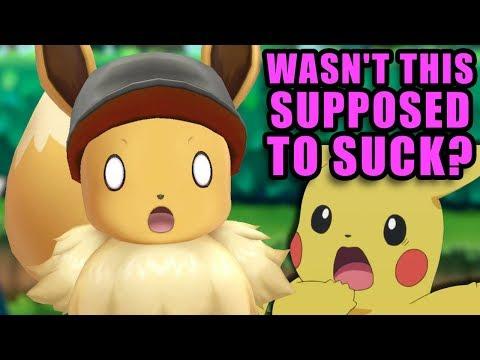 Pokemon Let's Go - Honest Review
