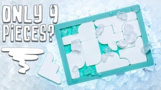 Solving The MOST DIFFICULT Jigsaw Puzzle!! (Only 9 Pieces)