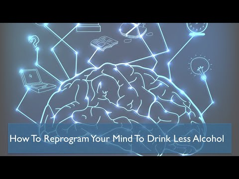 Reprograming Your Mind Before Bed To Drink Less Alcohol | DJI