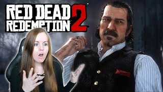 A NEW PROTAGONIST? DUTCH IS BACK? Red Dead Redemption 2 Trailer Reaction and Theories