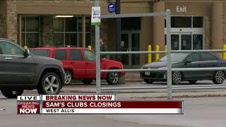 Sam's Club closes West Allis location