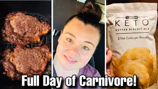 Full Day of Carnivore Eating| Product Review| Opportunities!