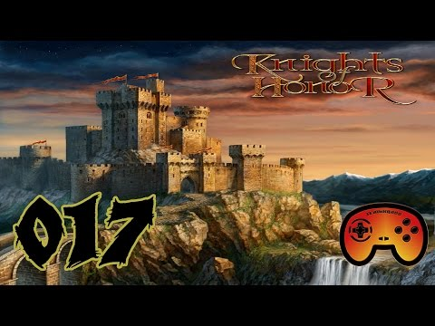 8 Millionen - Knights of Honor #017  - Gameplay - German/Deutsch  - Mecklenburg - Let's Play