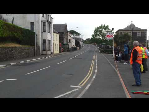 Isle of Man TT 2012 160MPH+