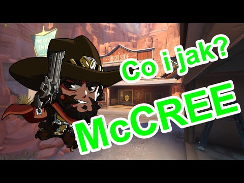 [Poradnik Overwatch] McCree - Co I Jak?