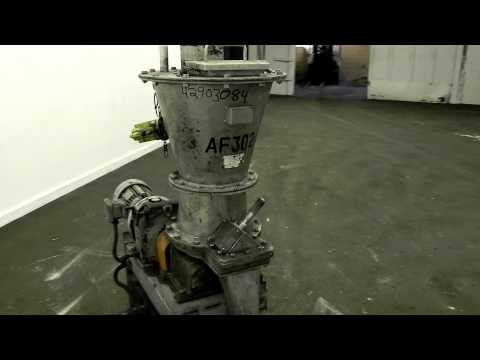Used- Nippon Pneumatic NPK Excent Weigh Feeder - Stock# 42903084