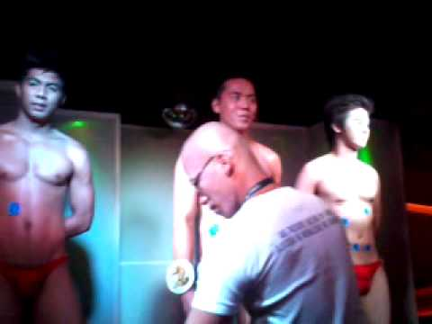 BIKINI OPEN IN KYU BAR DEC.20 2012