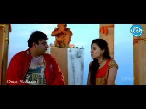 Deepika, Krishnudu, Subbaraju Climax Scene - Pappu Movie video
