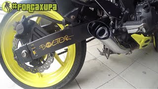 ✘ KAWASAKI Z750 + SUPER GP TORBAL ESCAPE - Z7galo™