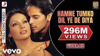 download lagu Hamne Tumko Dil Ye De Diya - Gunaah  gratis
