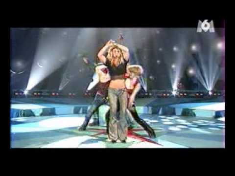 Britney Spears - Overprotected (live) video