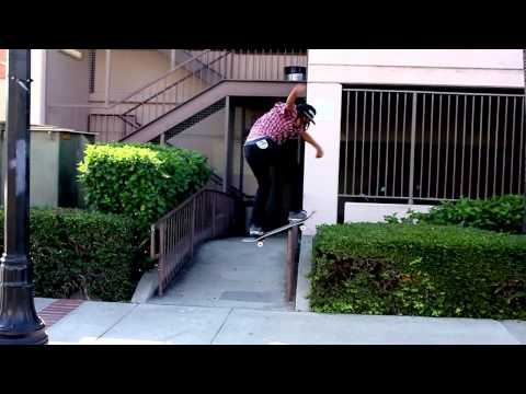 Madrid Skateboards - Quick Clip #4 Luie Isais