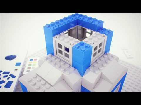Build: A Chrome Experiment with LEGO®