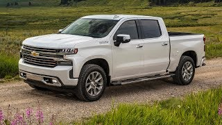 2019 Chevrolet Silverado - Off-Road Test