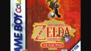 Oracle of Seasons Soundtrack