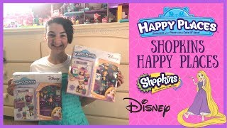 Disney Shopkins Happy Places | Tangled | Blind Boxes