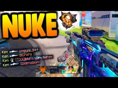 SNIPING NUCLEAR! | Black Ops 3 | TBNRKENWORTH