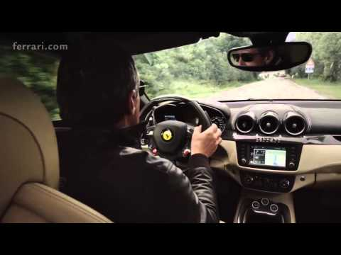 La prima Ferrari con sistema Apple CAR Play!