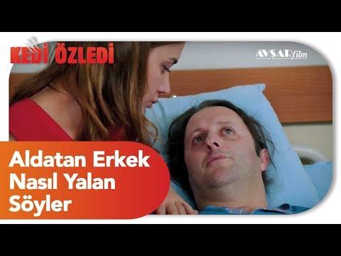 Aldatan Erkek Nasıl Yalan Söyler (Kedi Özledi Film)