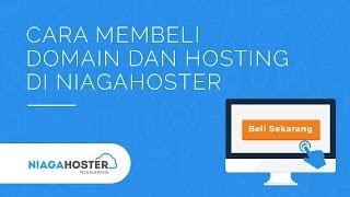download lagu Cara Membeli Domain Dan Hosting Di Niagahoster gratis