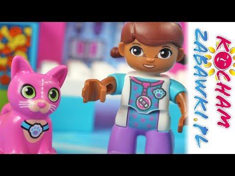 Lego Duplo Klinika dla pluszaków - Chora Kicia - Bajki dla dzieci