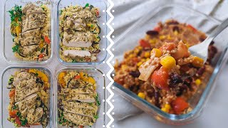 4 Cheap High Protein Meal Prep Ideas for Weight Loss and Muscle Gain
