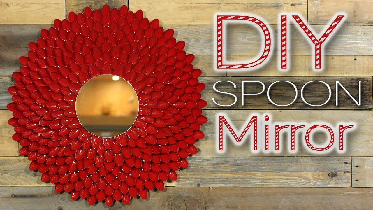 Image Result For Flower Mirror Wall Decor