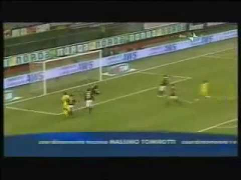 AC Milan Vs Udinese (0-1) Full Highlights - Cup Italy - 27/1/10