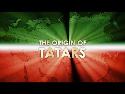 The origin of Tatars - Истоки происхождения татар (на английском языке)
