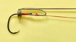 Auto Fish Hook(1 piece) - DIY Fishing Tackle - Авто крюк - Lưỡi Câu Tự Động