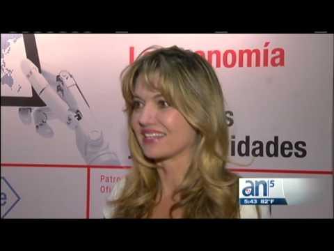 Vivir Mejor: América TeVé apoya importante congreso empresarial en Madrid - América TeVé