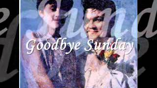 Watch Everything But The Girl Goodbye Sunday video