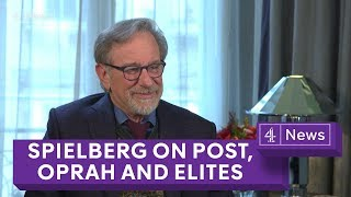 Steven Spielberg interview (2018): The Post, truth in cinema and the elites