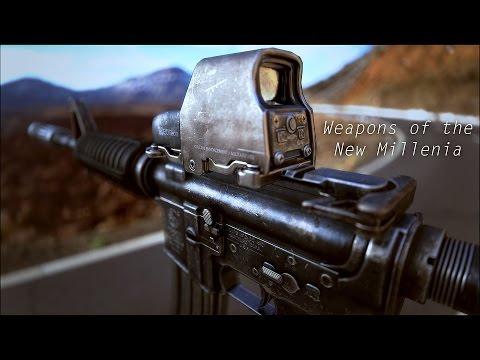 Weapons of the New Millenia - модификация для: Fallout New Vegas
