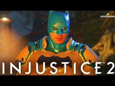 "THE CLASSIC CRUSADER. - Injustice 2 ""Batman"" Gameplay (Online Ranked)"