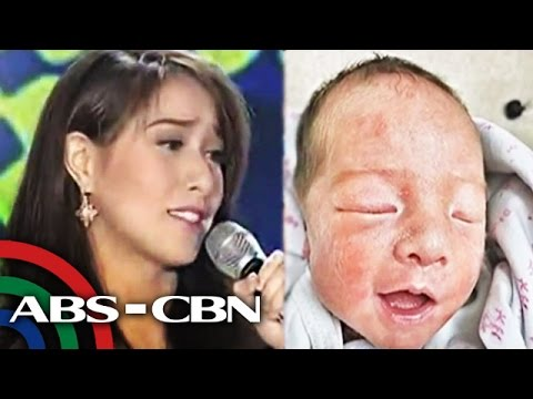 Cristine Reyes gives birth to baby girl